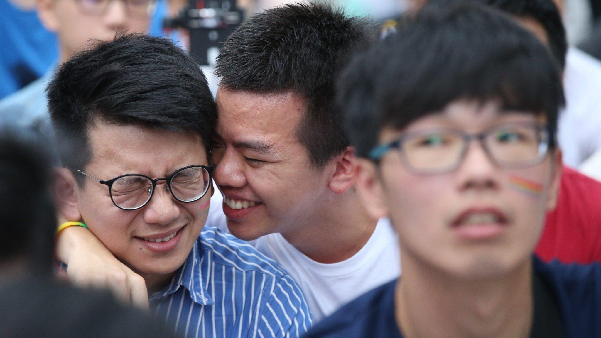 Tayvan, Asya'da Evlilik Eşitliğini Kabul Eden İlk Ülke Oldu!