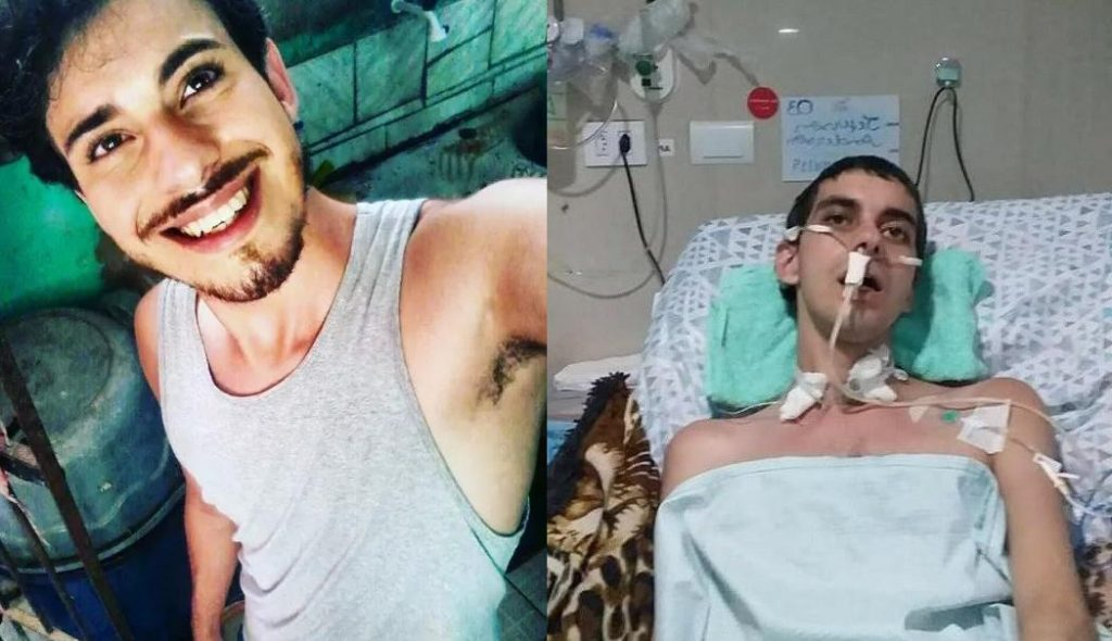 22 Yaşındaki Genç Homofobik Saldırı Nedeniyle Komaya Girdi!