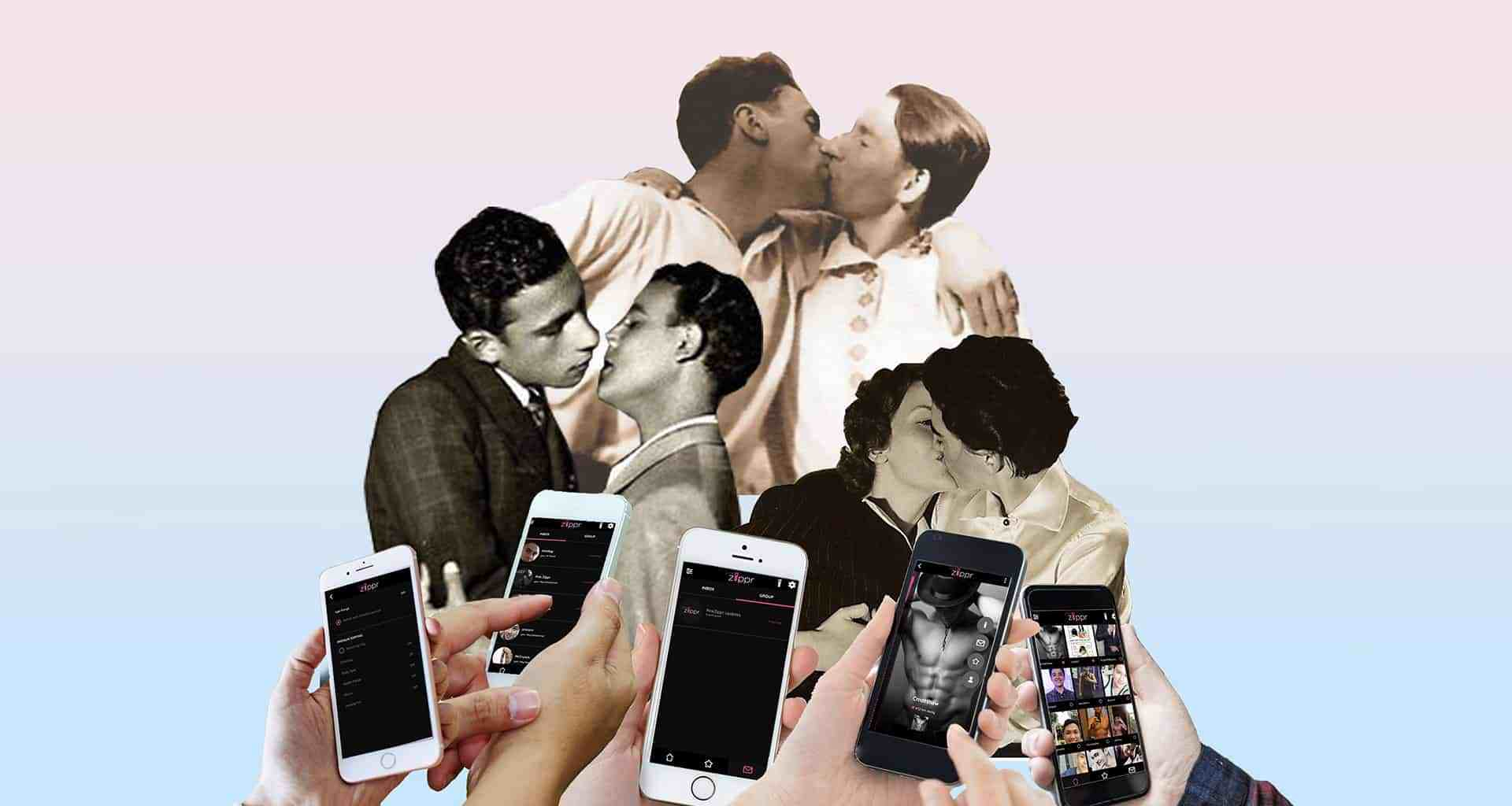 LGBT'lerin %80'i Tanışma Uygulamalarının Faydalı Olduğunu Düşünüyor