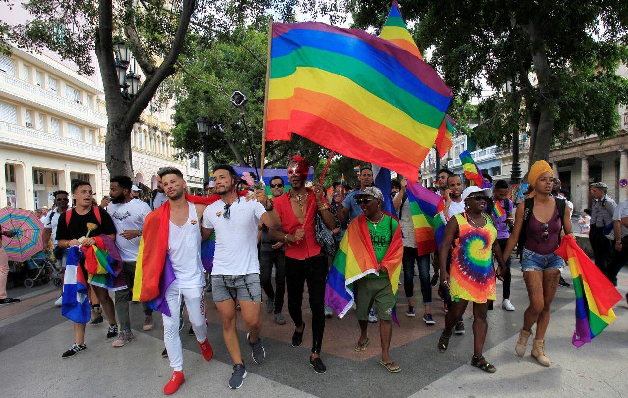 Hükümet Hayır Dedi, Kübalı LGBT'ler Onur Yürüyüşü İçin Sokaklara Döküldü!
