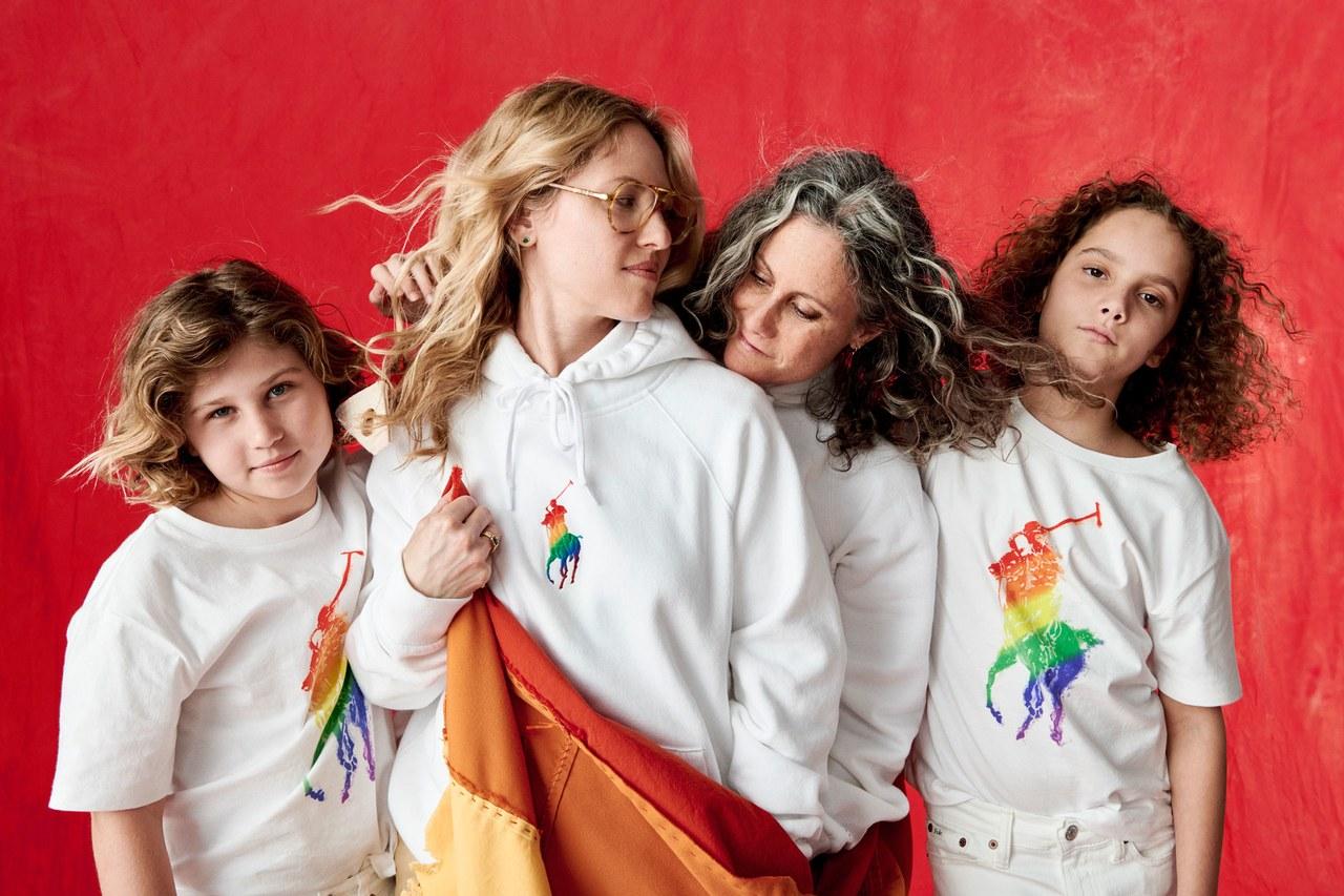 Polo Ralph Lauren'in Yeni Pride Koleksiyonu Hem Yetişkinler, Hem De Çocuklar İçin