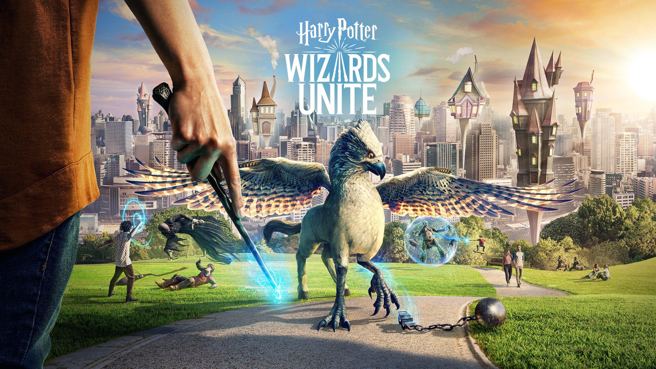 Harry Potter: Wizards Unite Oyununda 'Gay' Kelimesini Kullanmak Yasak!