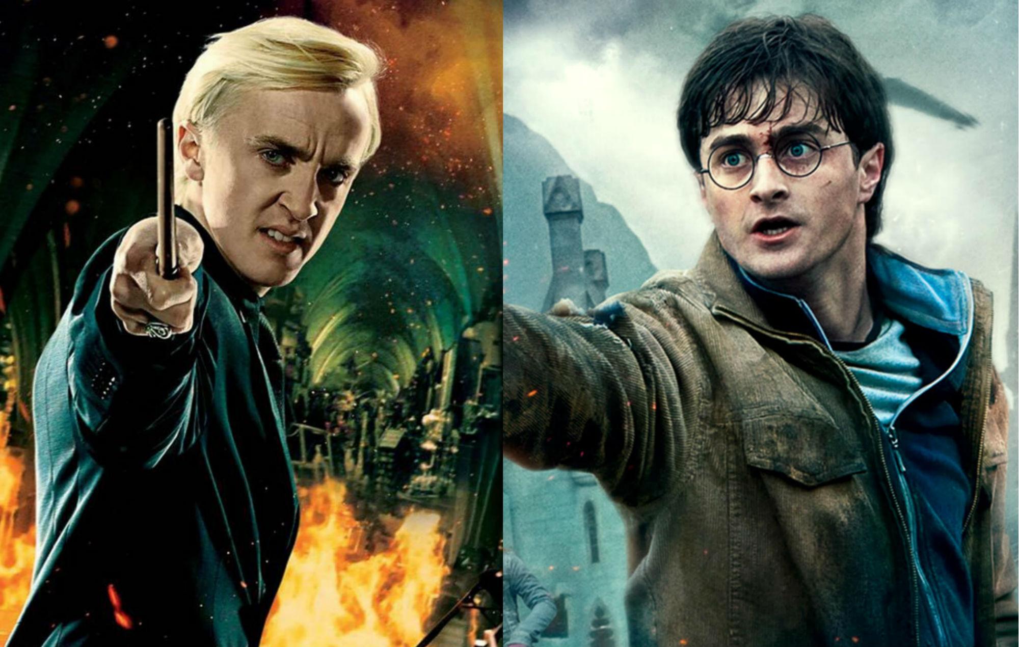 Tom Felton: Harry Potter, Draco Malfoy'a Aşıktı!