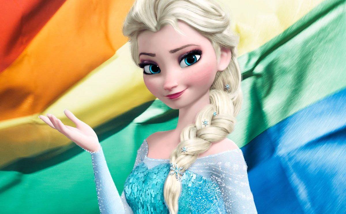 İzleyin: Frozen'in Yeni Yayınlanan Fragmanına Göre Elsa Lezbiyen Olabilir