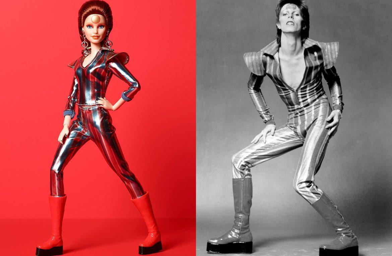 David Bowie'nin Barbie Bebeği Çıkıyor!