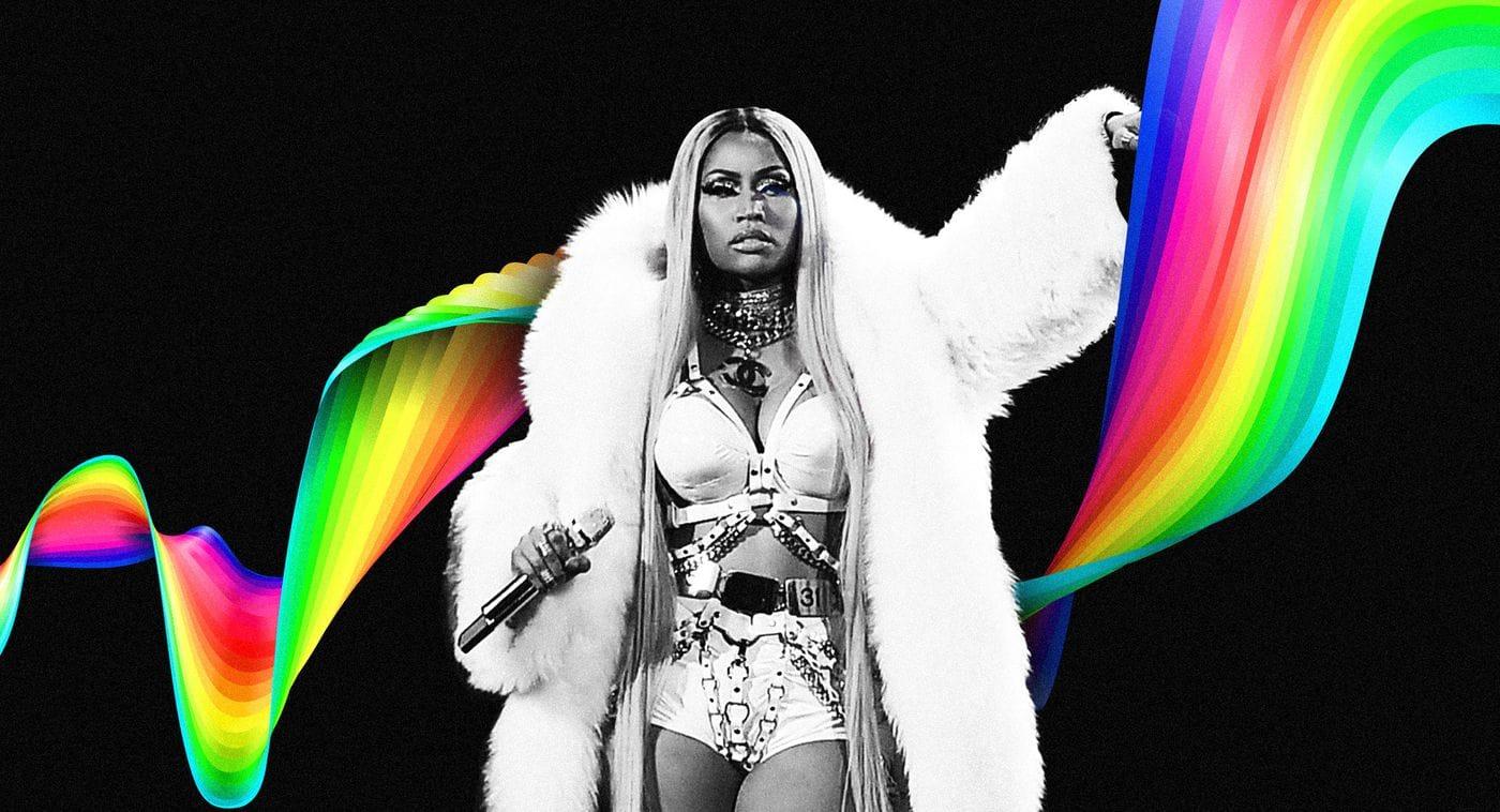 Nicki Minaj Suudi Arabistan Konserini LGBT Haklarına Dikkat Çekmek İçin İptal Etti!