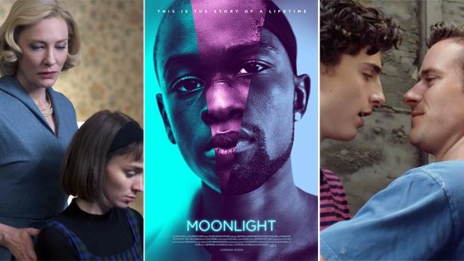 IndieWire'nin 'Son 10 Yılın En İyi Filmleri' Listesinde Zirve LGBT Filmlerin!