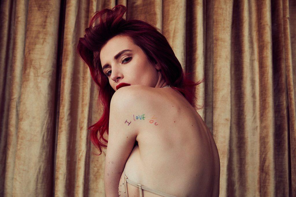 Bella Thorne: Panseksüel Olduğumu Yeni Farkettim