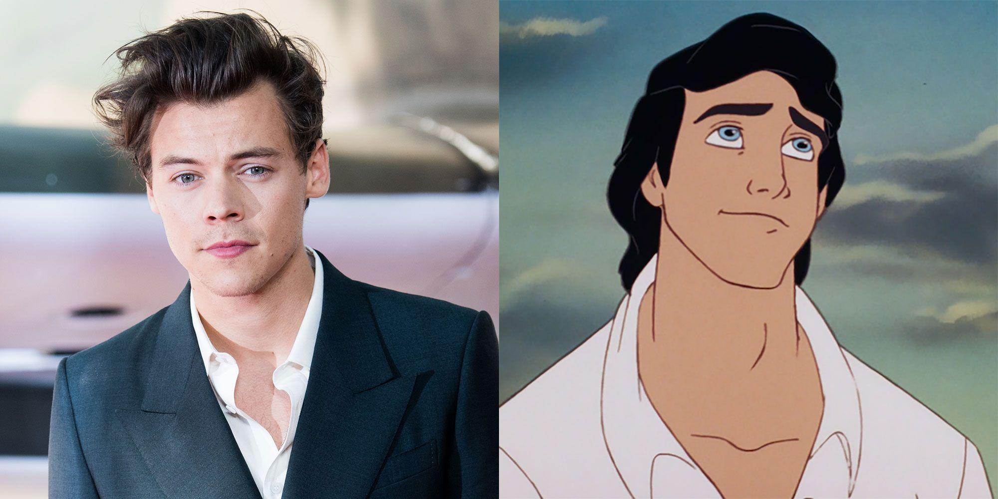 Harry Styles, The Little Mermaid'deki Prince Eric'i Canlandıracak!