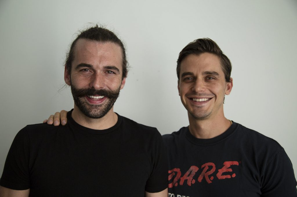 Jonathan Van Ness ile Antoni Porowski Sevgili Mi?
