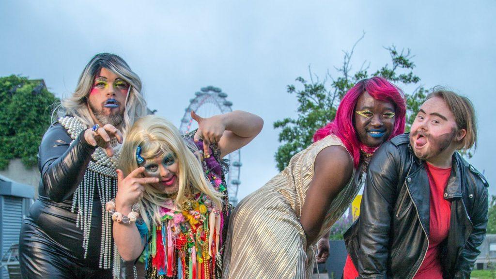 ABD'de Down Sendromluların Drag Performansı İptal Edildi