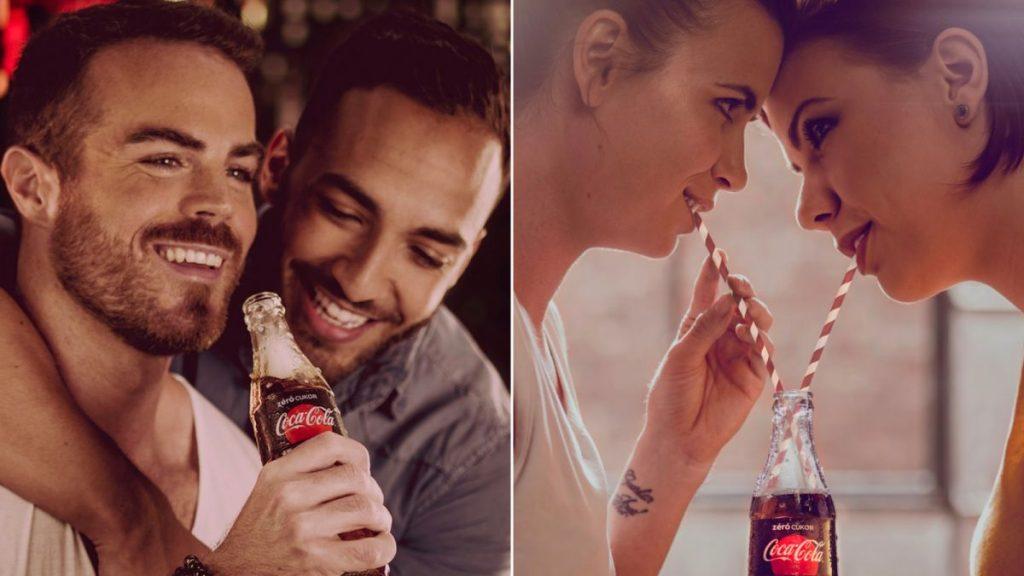 Coca Cola, Eşcinsel Çiftlerin Yer Aldığı Reklam Kampanyasını Eleştirilere Rağmen Geri Çekmedi!