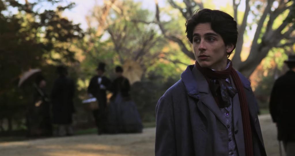 İzleyin: Timothee Chalamet'in Yeni Filminden İlk Fragman Yayınlandı