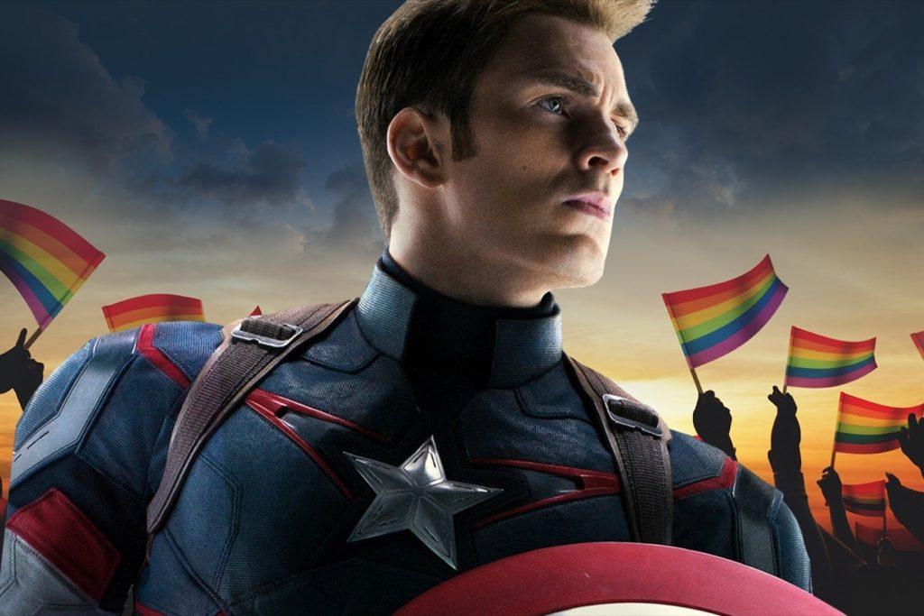 Kaptan Amerika Gelecekte Gay Olabilir!