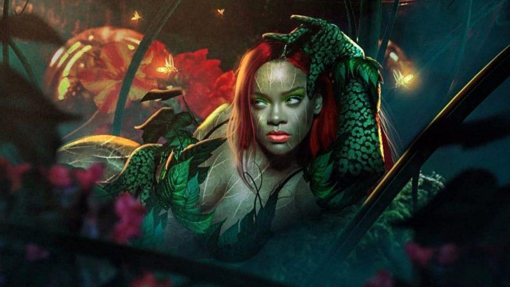 Yeni Batman Filminde Poison Ivy'yi Rihanna Mı Canlandıracak?