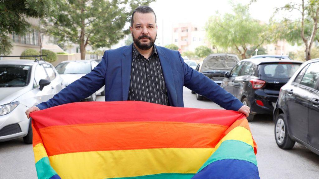 Arap Dünyasının İlk Eşcinsel Cumhurbaşkanı Adayı Ölüm Tehditlerine Rağmen Vazgeçmiyor!