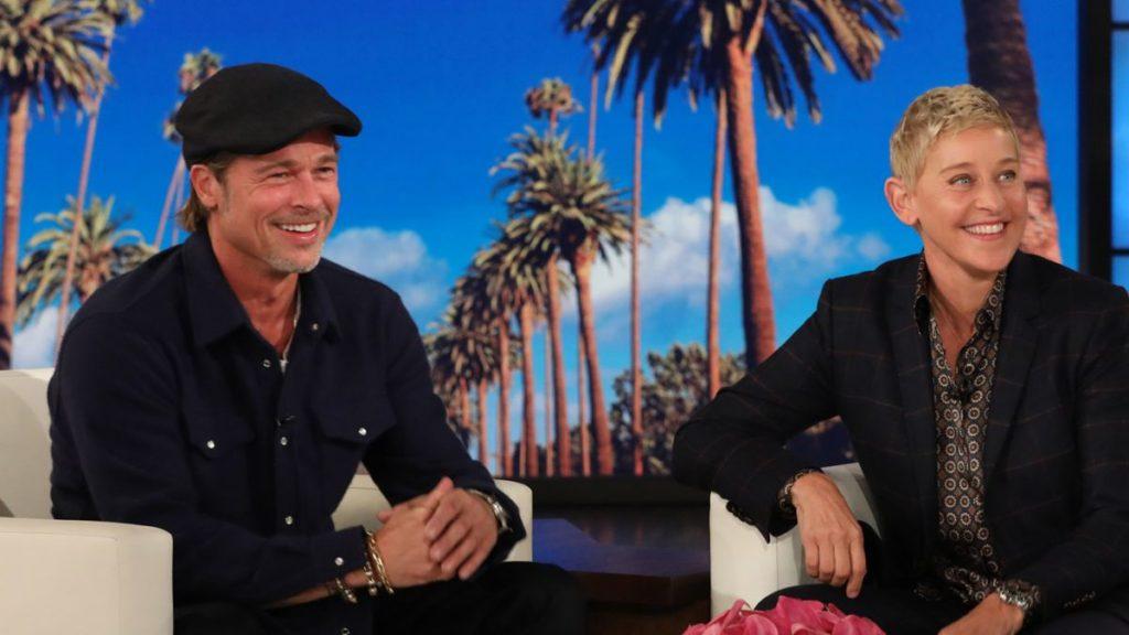 İzleyin: Ellen'dan Brad Pitt'e: Eski Kız Arkadaşlarından Biriyle Çıktım