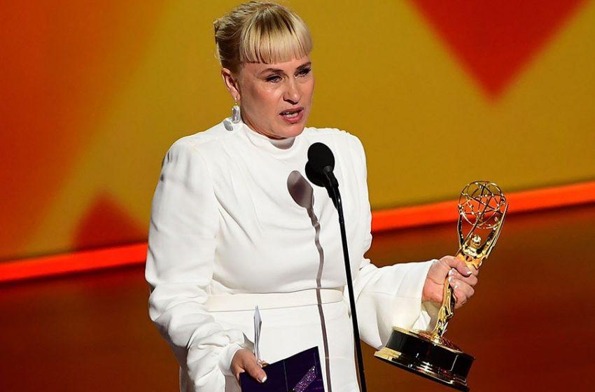 İzleyin: Patricia Arquette, Emmy Ödülleri'nde Trans Hakları Adına Oldukça Duygusal Bir Konuşma Yaptı