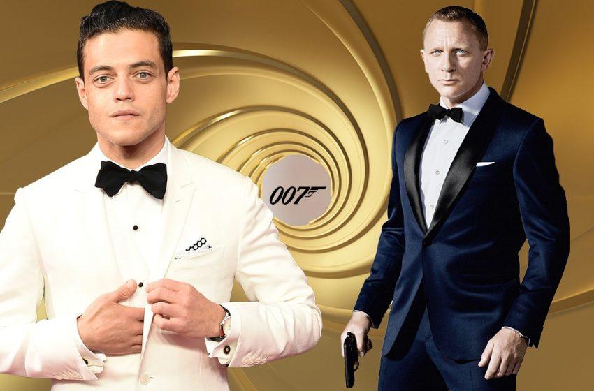 Rami Malek: Bond Filminin Setinde Daniel İle Öpüştük