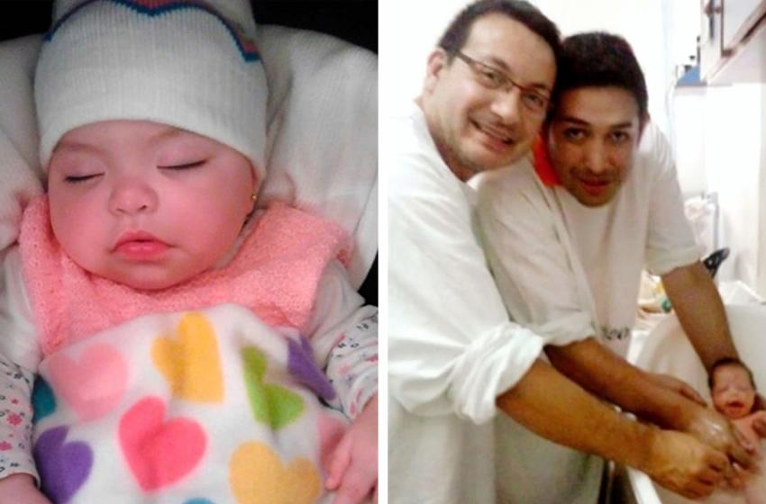 HIV Pozitif Olduğu İçin 10 Aile Tarafından Reddedilen 28 Günlük Bebek Yuvasına Kavuştu!