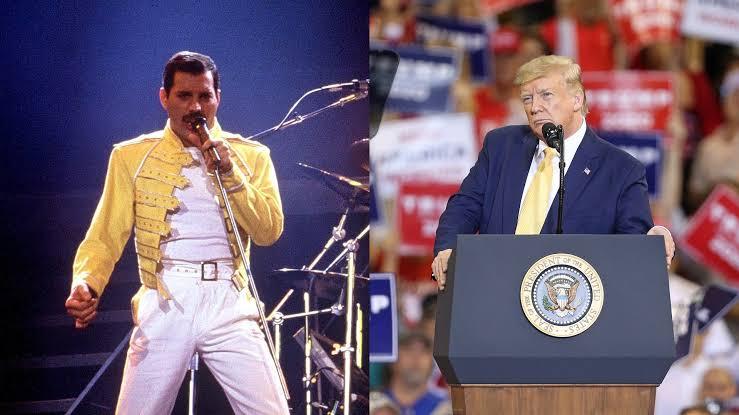 Queen, Trump'ın 'We Will Rock You' Kullanımını Yasakladı!