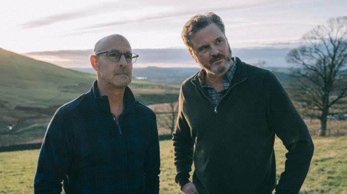 Colin Firth ve Stanley Tucci 'Supernova' Filminde Bir Çifti Canlandıracak