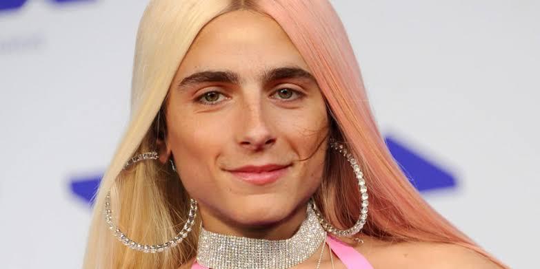 İzleyin: Timothee Chalamet Nicki Minaj Oldu!