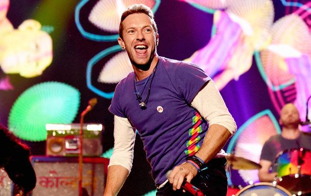 Coldplay'in Solisti Chris Martin: Gençken Homofobiktim ve Eşcinsel Olduğumdan Şüpheleniyordum