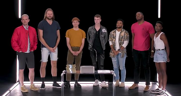 İzleyin: 6 Eşcinsel Erkek, Kimin Gizli Heteroseksüel Olduğunu Bulmaya Çalıştı