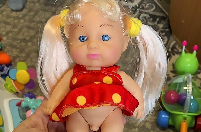 Transseksüel Oyuncak Bebek Rusya'da Olay Yarattı!