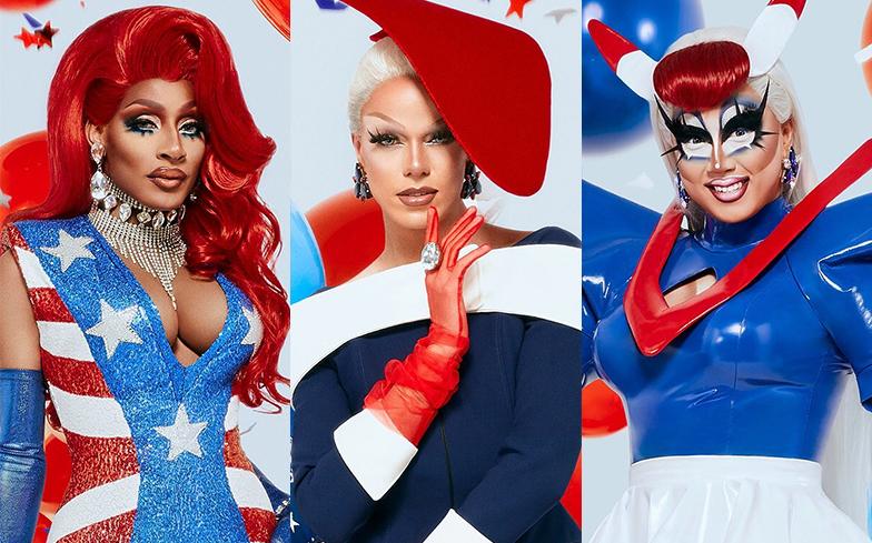 İzleyin: Karşınızda RuPaul's Drag Race'in 12. Sezon Kraliçeleri!