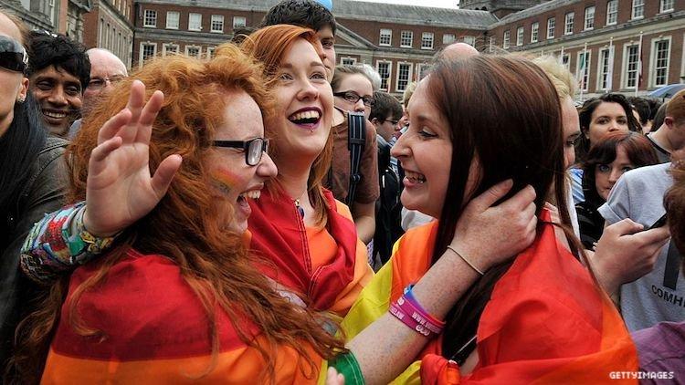 2020'nin İlk Muhteşem Haberi: Kuzey İrlanda'ya Evlilik Eşitliği Geldi!