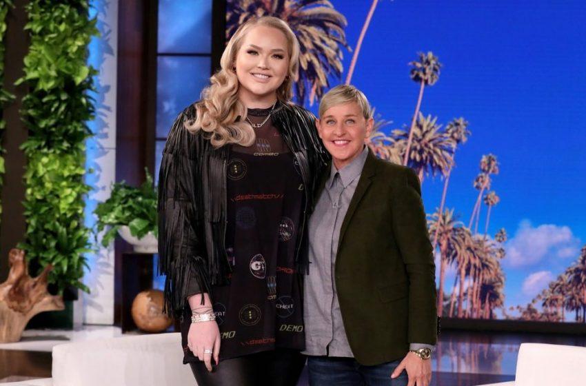 İzleyin: Nikkie, Ellen DeGeneres'e Resmen İçini Döktü