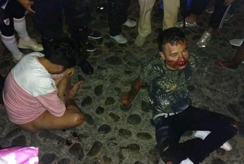 Taksiciler Tarafından Ölesiye Dövülen Eşcinsel Çift: Adalet İstiyoruz!