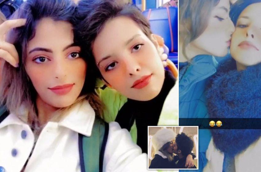 İzleyin: Arabistanlı Lezbiyen Çift, Bir Arap Televizyonunda Aşklarını Tüm Dünyaya İlan Etti!