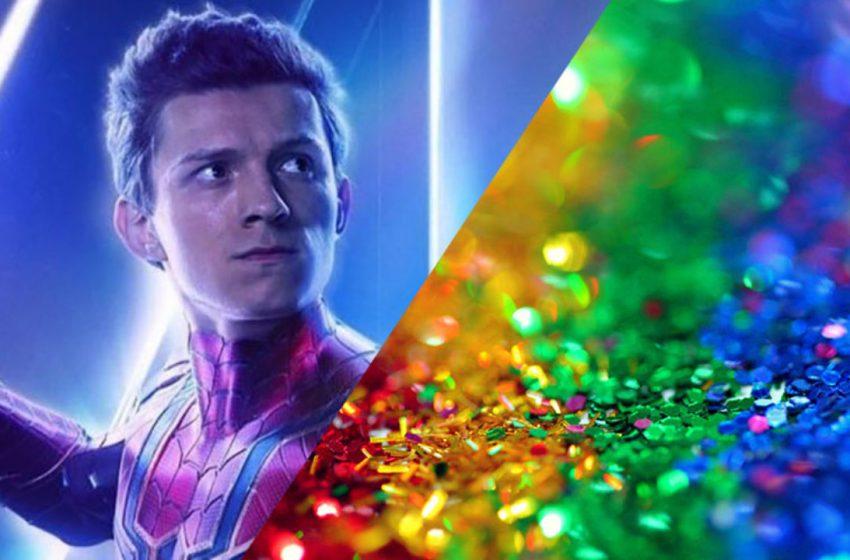 Sony, Yeni Çıkacak Örümcek Adam Filminde Biseksüel Bir Karakter Olmasını İstiyor