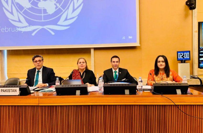 Birleşmiş Milletler'de Pakistan'ı Temsil Eden Trans Kadın Tarih Yazdı!