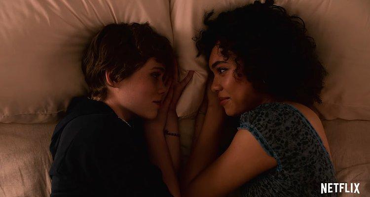 İzleyin: Netflix'in Yeni Gençlik Dizisi 'I Am Not Okay With This'in İlk Fragmanı Yayınladı