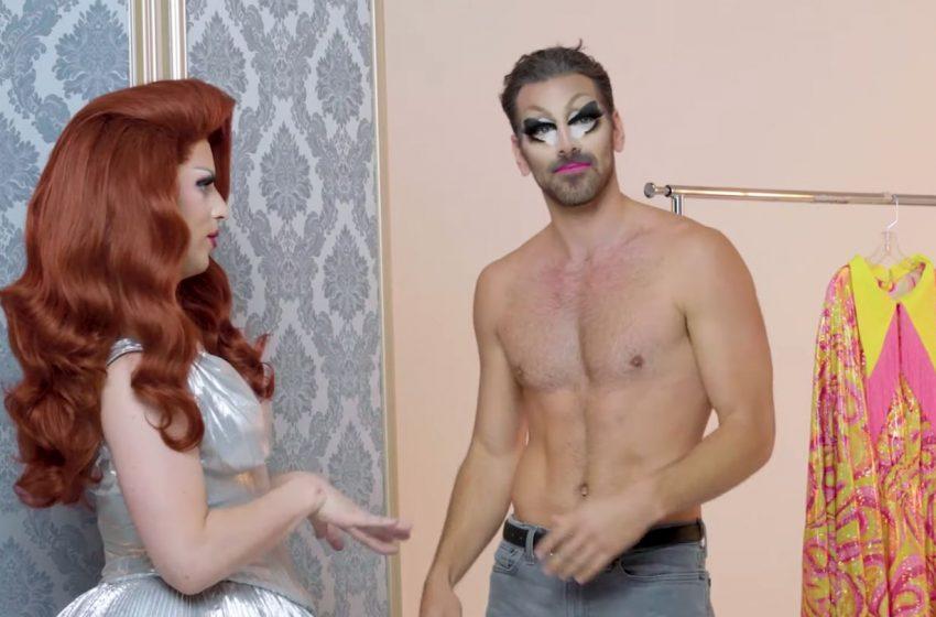 İzleyin: Nyle DiMarco'nun İlk Drag Makyajı