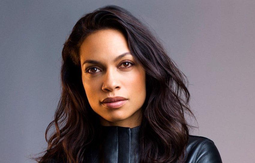 Oyuncu Rosario Dawson 'LGBT' Olarak Açıldı