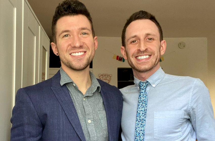 Amerikalı Çift, Koronavirüs Salgını Yüzünden Apartmanda Evlendi