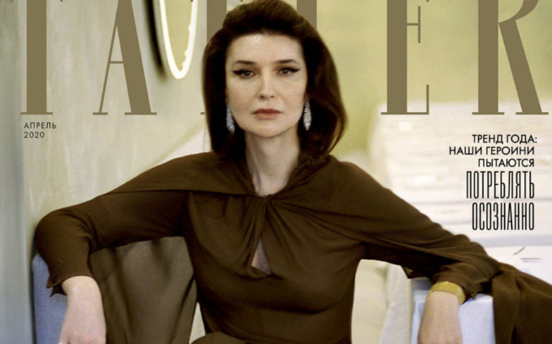 Tatler, Kapağında Bir Transseksüele Yer Veren İlk Rus Dergisi Olarak Tarihe Geçti!