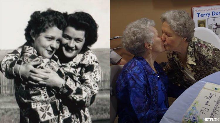 İzleyin: 65 Yıldır Sevgili Olan Lezbiyen Çiftin Belgeseli 'A Secret Love'dan İlk Fragman