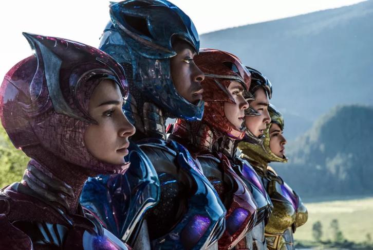 Power Rangers'ın Yeni Filminde Ranger'lardan Biri Transseksüel Olacak