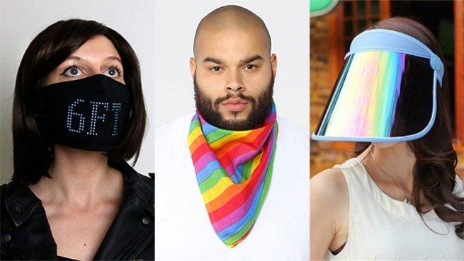 Sizi Korona Virüsten Korumaya Yardım Edecek Birbirinden Renkli 7 Maske