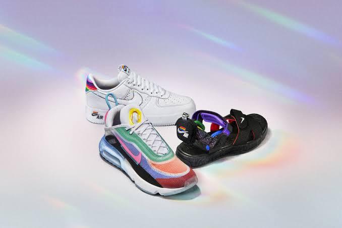 """Nike Yeni Pride Koleksiyonu İle Bir Kez Daha """"Eşitlik"""" Diyor"""