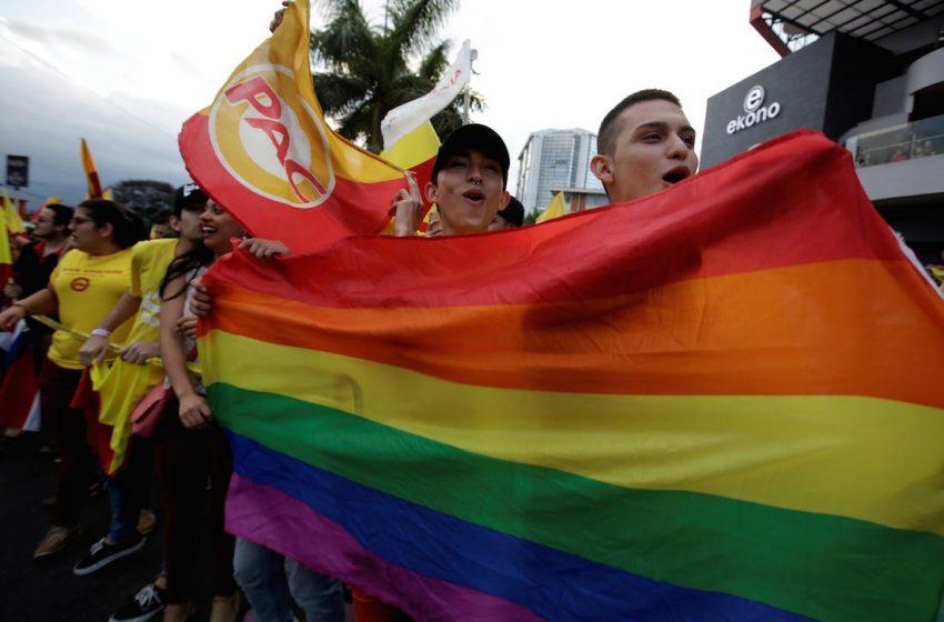 Kosta Rika, Bu Ayın Sonlarına Doğru Evlilik Eşitliğini Yasallaştıracak!
