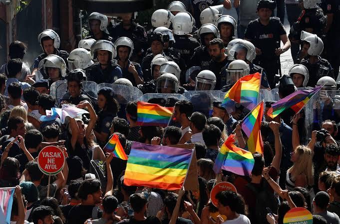 Türkiye, %4'lük Puanla Avrupa'da LGBT Hakları Sıralamasında Sondan Birinci Oldu!