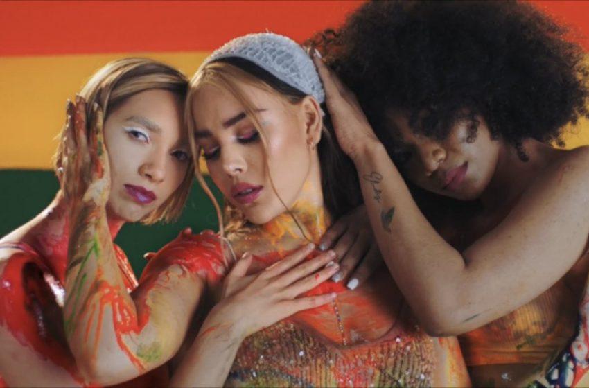 İzleyin: Elite Yıldızı Danna Paola, LGBTİ+ Topluluğunu Kutladığı Yeni Şarkısını Yayınladı