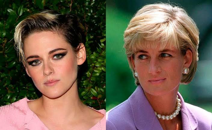 Kristen Stewart Yeni Filminde Prenses Diana'yı Canlandıracak!